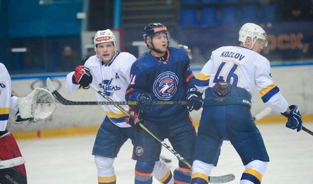 ХК «Южный Урал» начнёт заключительную выездную серию матчем  с «Дизелем»