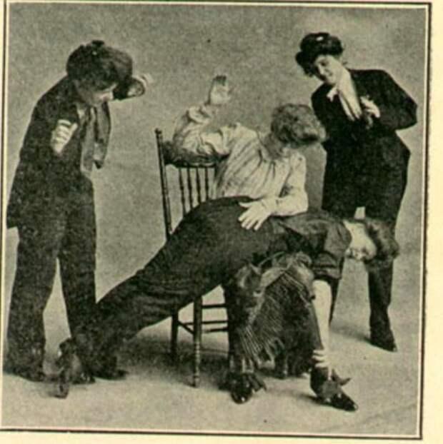 Вот как выглядели откровенные снимки в начале XX века (11 фото)