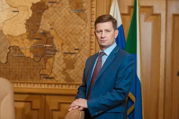 Хабаровского губернатора «сдали» соучастники убийств, заявили в Следственном комитете
