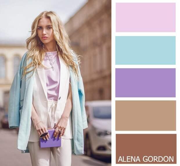 Создайте новый образ с помощью цветовой палитры: более 35 интересных фото