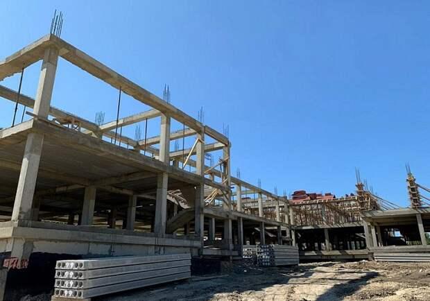 Край направит 800 млн рублей на строительство школы в Анапе