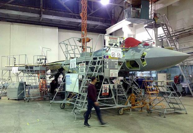 ВО: технология РОФАР переведет истребители Су-57 в поколение 5+