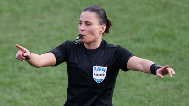 Пустовойтова вошла в список арбитров для работы на Олимпиаде