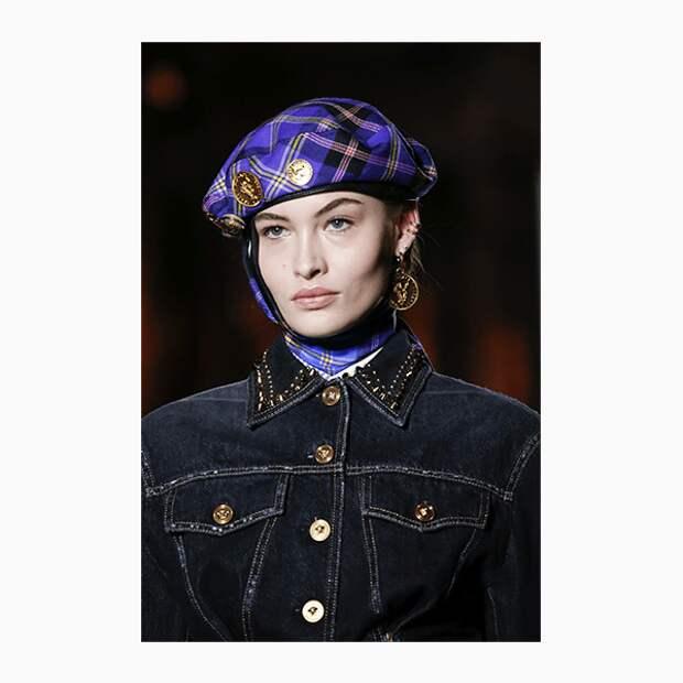 Versace, осень-зима 2018/2019