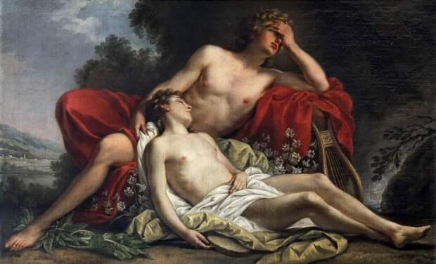 Мифология в живописи.