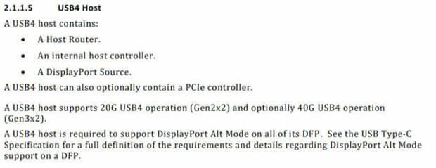 USB4: Всё, что нужно знать о новом стандарте!