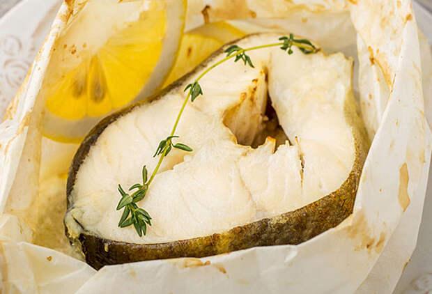 Запекаем рыбу в бумаге: основные тонкости