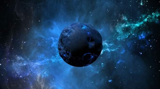 На краю Солнечной системы находится гигантский ледяной диск