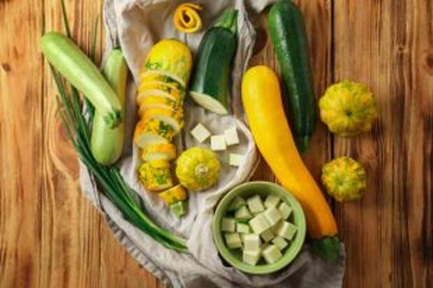 Спасти урожай кабачков. Семь вариантов консервов на зиму