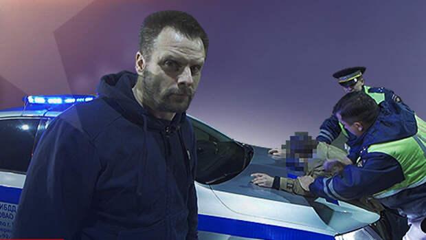 ДПС. Проверка на ночных дорогах  (Полиция в городе. Серия 2)
