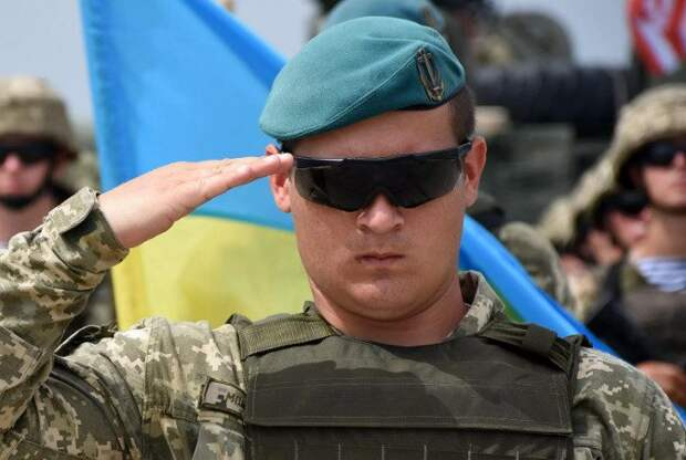 Украина совместно с НАТО готовится к войне за Крым