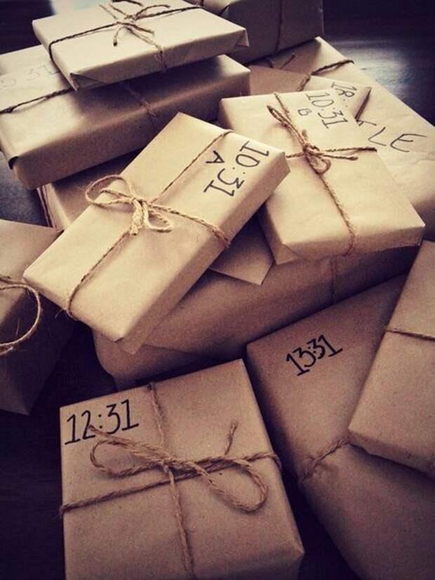 Идея дарения подарков