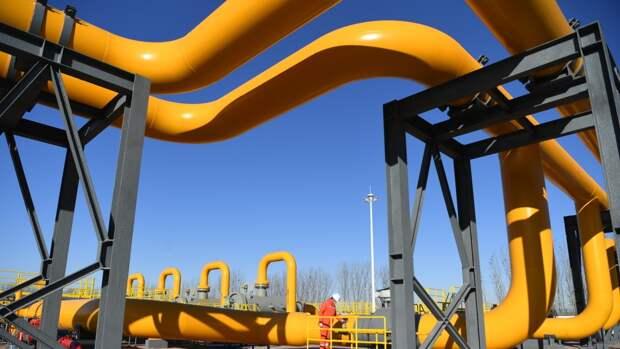 Россия повысит объемы экспорта газа через Украину