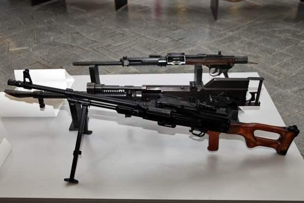Украина сорвала поставку пулеметов в Турцию