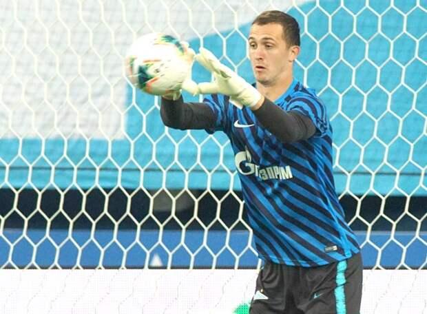 Лунев уйдет из «Зенита» бесплатно, если клуб не улучшит ему условия контракта