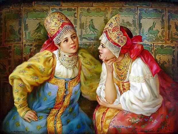 В баню с будущей свекровью: почему на Руси существовала эта традиция?