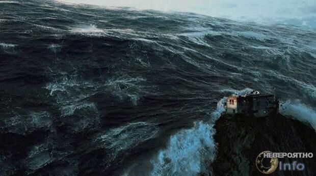 «Поток мог сравниться с 200 Ниагарскими водопадами»