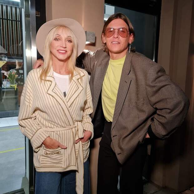 Кристина Орбакайте показала романтичное фото с мужем