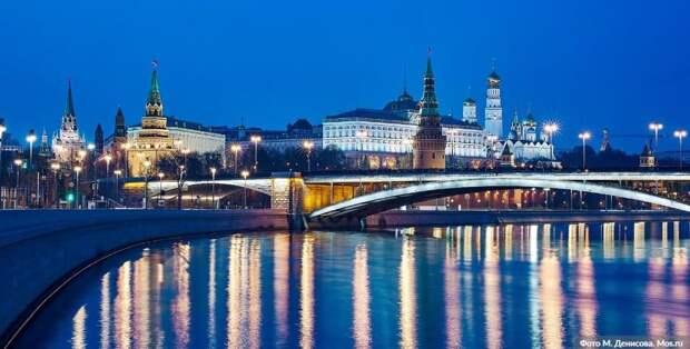 Москва получила главную премию World Travel Awards / Фото: М.Денисов, mos.ru