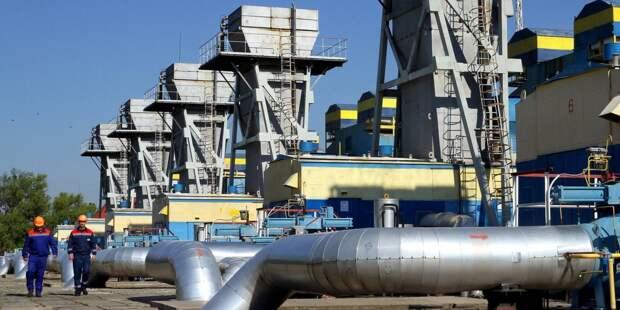 «Газпром» сократил транзит газа через Украину