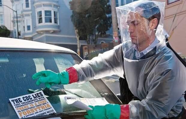 «Заражение»: Как создатели фильма предстказали пандемию и в чём они ошиблись