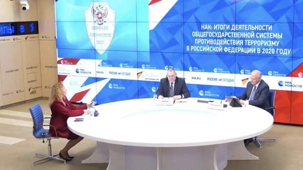 «Ликвидированы очаги террористической активности и все бандглавари»: НАК о работе на Северном Кавказе в 2020 году