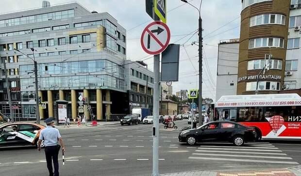 Еще одна улица станет односторонней в Нижнем Новгороде