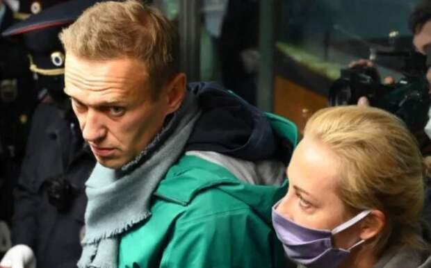Литва, Латвия, Эстония грозят России санкциями за задержание Навального