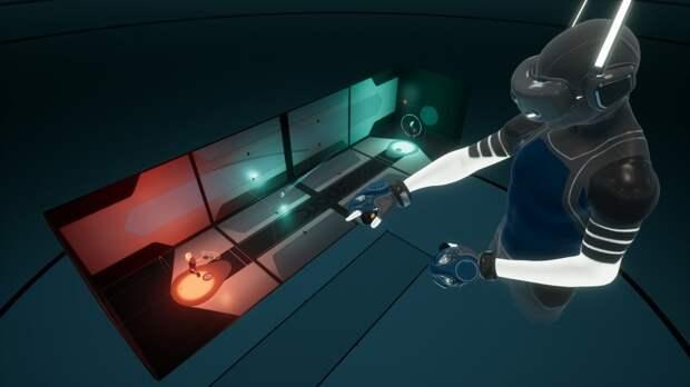 Мнение о VR-игре Sparc. Спорт будущего
