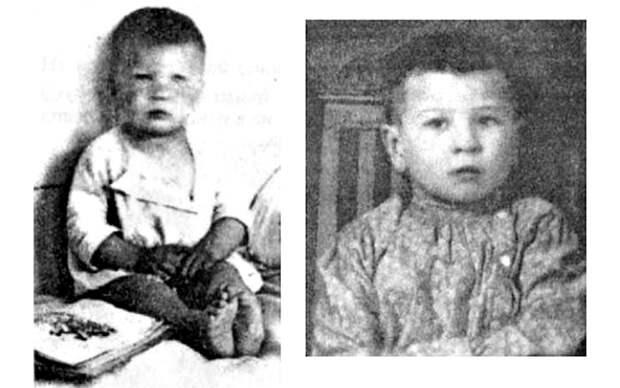 Удивительная история омальчике Лёве