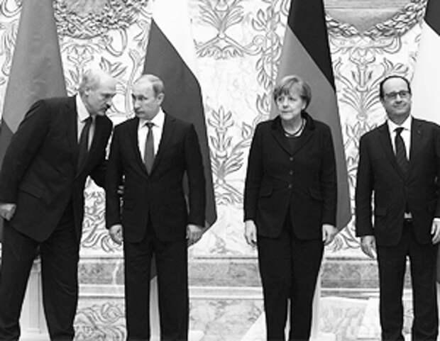 Лукашенко рассказал о личных качествах Путина, Меркель и Олланда