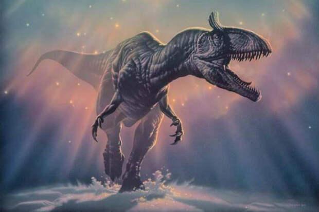 Динозавры Антарктиды. Их следы нашли под ледниками