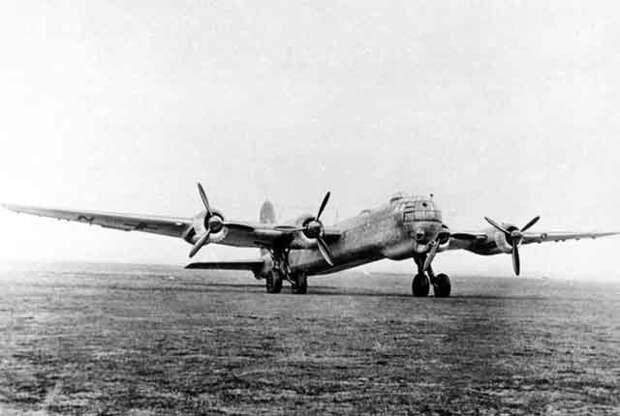 Тяжелые бомбардировщики во Второй мировой войны