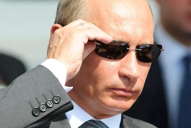 А Вы боитесь ухода Владимира Владимировича Путина с поста Президента?
