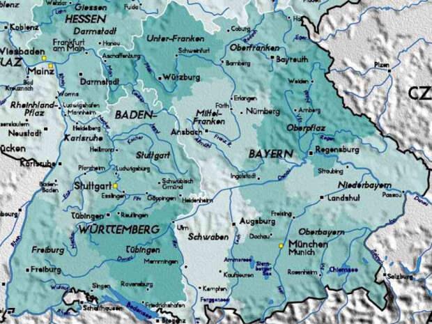 В Баварии нарастает требование выхода из ФРГ.