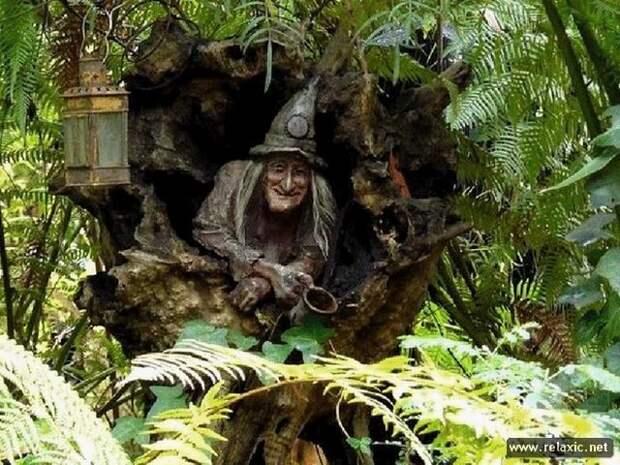 Волшебный мир Бруно Торфса (21 фото)