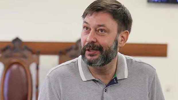 В Кремле прокомментировали освобождение Вышинского из-под стражи