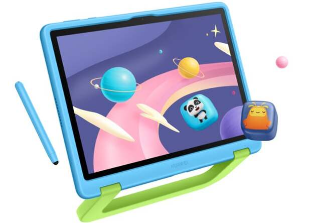 """Детский планшет Huawei MatePad T 10 Kids Edition получил 9,7"""" экран с перьевым управлением"""