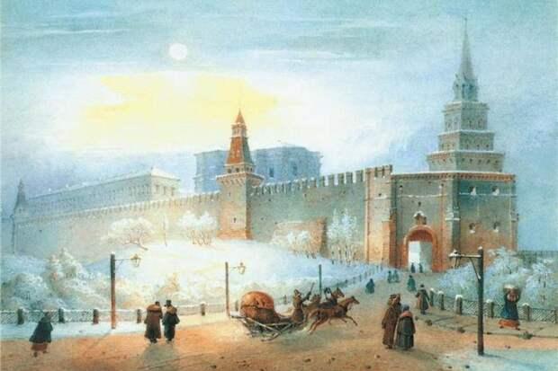Тайна Боровицких ворот