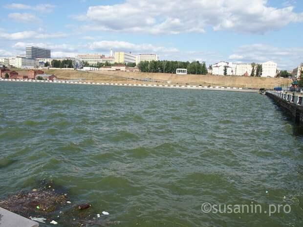 Только два водоема в Удмуртии прошли проверку Роспотребнадзора