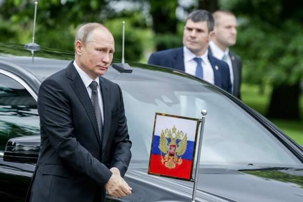 Security-Putin