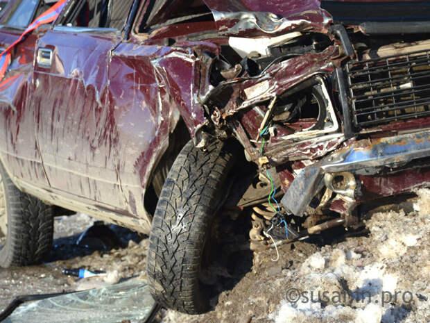 Основной причиной аварий с неопытными водителями в Удмуртии стало несоблюдение скорости