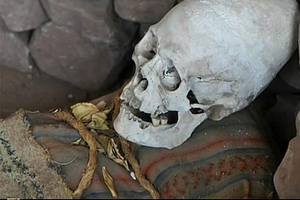 Загадка Долины семи смертей
