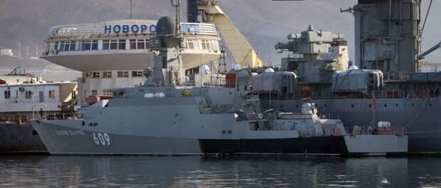 """Сдача малого ракетного корабля """"Вышний Волочек"""" затягивается из-за проблем с китайскими двигателями"""