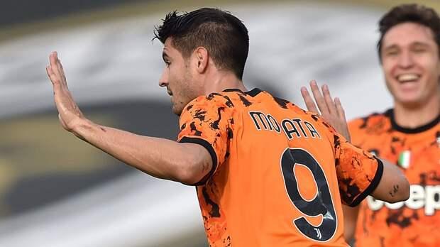 «Ювентус» без Роналду сыграл вничью с «Беневенто»