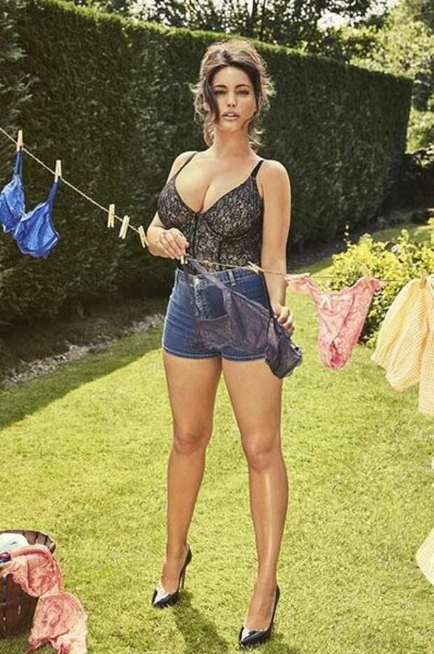 Келли Брук: актриса, модель и телеведущая