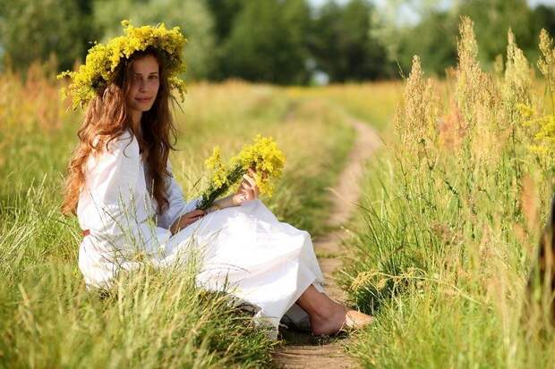 Девушки, весна и лето - как же это красиво