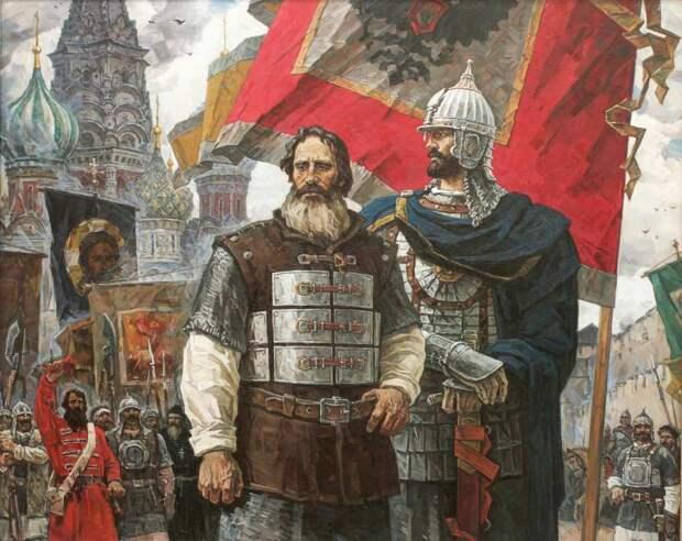 Современным ханам Гиреям неймется «спалить Москву»