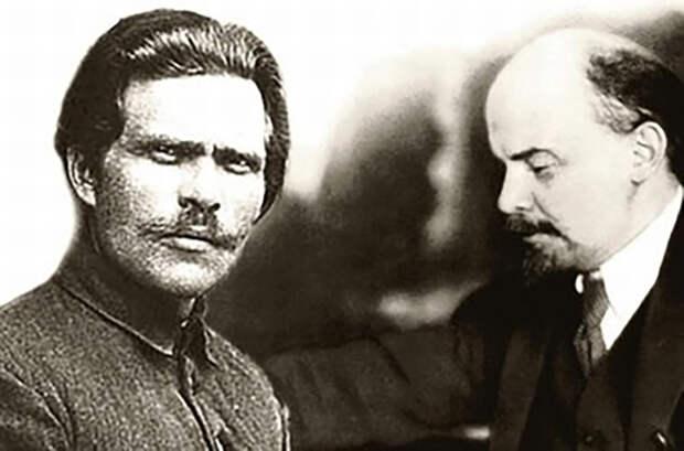 По заданию Махно: как анархисты взрывали Ленина