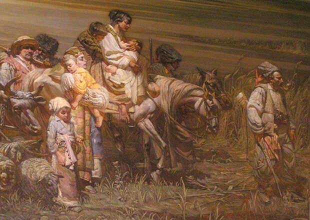 Запорожцы за Кубанью
